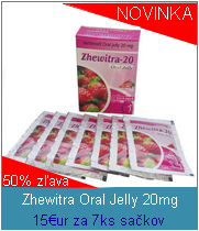 Zhewitra 20mg Oral Jelly